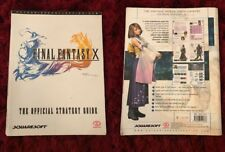 Final Fantasy X : The Official Strategy - Guide FF 10