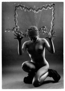 Antoan Bozhinov/Bojinov, 6 Fotografien 80er, signiert, Stempel, Erotik/Nude/AKT