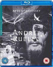 ANDREI RUBLEV di Andrei tarkovski BLURAY in Russo NEW .cp