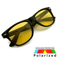 Polarized New HD Night Driving Glasses Vision Pilot Sunglasses UV400 Eyewear