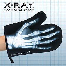 X-Ray Oven Glove- Novelty Skeleton Bone Funny Oven Mitt Gift