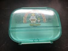 Beni Bear Green Storage Case