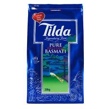 20 Kg Tilda Basmatireis Pure Original Basmati Legendary Rice Legendärer Reis