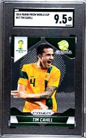 Tim Cahill 2016 Panini Prizm World Cup #17 Australia 🇦🇺 SGC 9.5 Low Pop!!