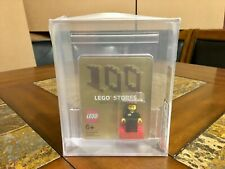 LEGO EXCLUSIVE PROMOTIONAL 100 NORTH AMERICAN STORES NEW AFA 9.0 VERY RARE!