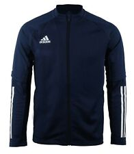 Adidas Youth Condivo 20 Jacket Shirt Running Training Navy Kid Top Jersey FS7099