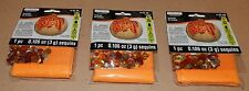 Halloween Kids Craft Kits 3pks Felt & Sequins Pumpkin Covers 6+ Creatology 123Z
