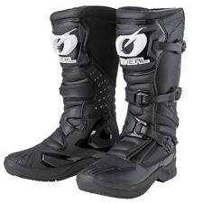 O'Neal RSX Boot Black 43/10 MX Motocross STIEFEL UVP 129