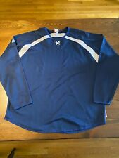 Majestic MLB New York Yankees Baseball Therma Base Performance Pullover Large