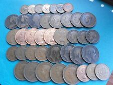 Old British Copper Coins, SALE, great gift, ONLY £4.99. + P&P.