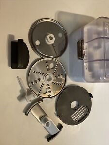 KitchenAid Food Processor Attachment Dicing Kit For Stand Mixer Baldes Julienne