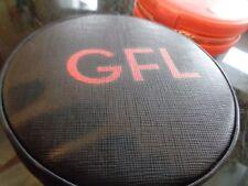 Mark and Graham Travel colorfield Jewelry Case black mono GFL New wo tag