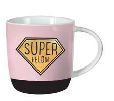 Gute Laune Tasse Superheldin Porzellan Kaffetasse 300ml