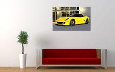 """FERRARI 599 ASANTI WHEELS PRINT POSTER PICTURE WALL 33.1"""" x 20.7"""""""