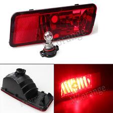 2x Rear Bumper Fog Tail Light Stop Lamps Right Left For Dodge Journey 2009-2011