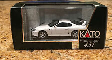 Kato Toyota Supra 1:43 1/43 White Model New in Box