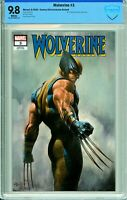 Wolverine #3 Comics Elite Exclusive - CBCS 9.8!