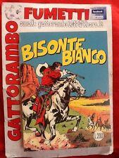 Bisonte Bianco N.11 Zenith Seconda Serie Anastatica Edicola