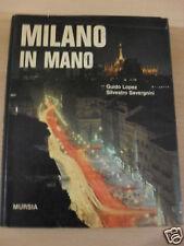 LOPEZ-SEVERGNINI MILANO IN MANO 1965