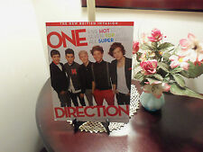 NEW ONE DIRECTION What Makes You Beautiful Paperback Book!!  AWESOME!!!!
