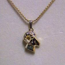 Accents Hallmark Aries astrology pendant necklace