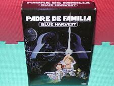 PADRE DE FAMILIA - BLUE HARVEST -GAFAS 3D -CAMISETA-DVD