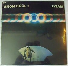 Amon Düül II - 5 Years Amon Duul 2 - LP Sealed