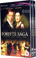 The Forsyte Saga Complete Series 1 2 One Two Boxset New Damian Lewis DVD New