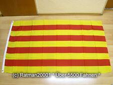 Fahnen Flagge Spanien Katalonien - 90 x 150 cm