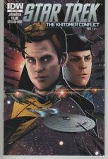 Star Trek #26 comic book JJ Abrams movie TV show series