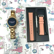 Michael Kors Access Sofie Smartwatch - Rose Gold Stainless Steel w/Extras