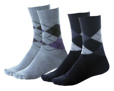 Men's Argyle Socks by Wearever - Pack of 2 Pairs