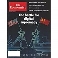 THE ECONOMIST MARCH 17 -23RD 2018- THE BATTLE FOR DIGITAL SUPREMACY- SHIPS FREE