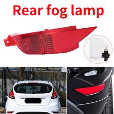 Car LHD Rear Side Left Bumper Reflector N/S Fog Light For Ford Fiesta MK7 08-12