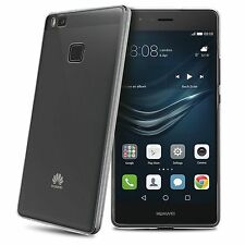 COVER Custodia Per Huawei P9 LITE Morbida TPU Slim Silicone Trasparente 0.33mm