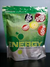 Genesis Pure Energy Livepure Drink Mix Variety Pack Grape Lemon Berry 30 Packets