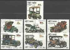 Timbres Voitures Viet Nam 513/9 o lot 17139