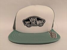 Vans New Classic Patch Tru Oil Blue Youth Hat Boys OSFA