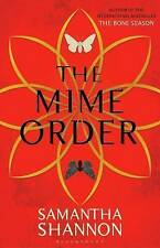 The Mime Order by Samantha Shannon (Hardback, 2015)