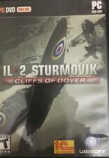 IL-2 Sturmovik: Cliffs of Dover-PC CD ROM-TESTED-RARE VINTAGE-SHIPS N 24 HOURS