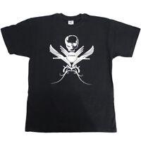 """Sonor Z9193 Drummer Schlagzeug T-Shirt """"Skull"""" Größe XL"""