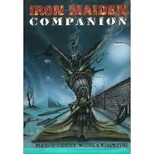 BOOK - IRON MAIDEN COMPANION M.Gamba N.Visintini