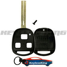 Replacement Remote Key Fob Shell Pad Case for 2004 2005 2006 Lexus ES330