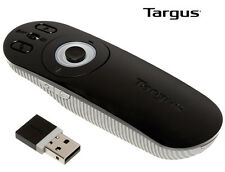 NUOVO TARGUS presentazione Multimediale Wireless Remote, puntatore Cursore Volume PC/MAC