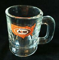 "Vintage A&W Root Beer Mug Oval Logo 3"""