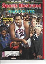 Sports Illustrated November 1 1982 Moses Malone