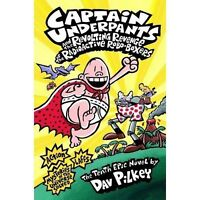 Captain Underpants and the Revolting Revenge of the Radioactive Robo-Boxers, Pil