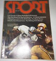Sport Magazine Curt Gowdy's January 1971 NO ML 072414R