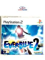 Everblue 2 Promo EUR PS2 Retro Playstation Videogame Videojuego Mint State