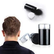 New 22g Hair Building Fiber Thinning Spots Concealer Hair Solution Black Brown